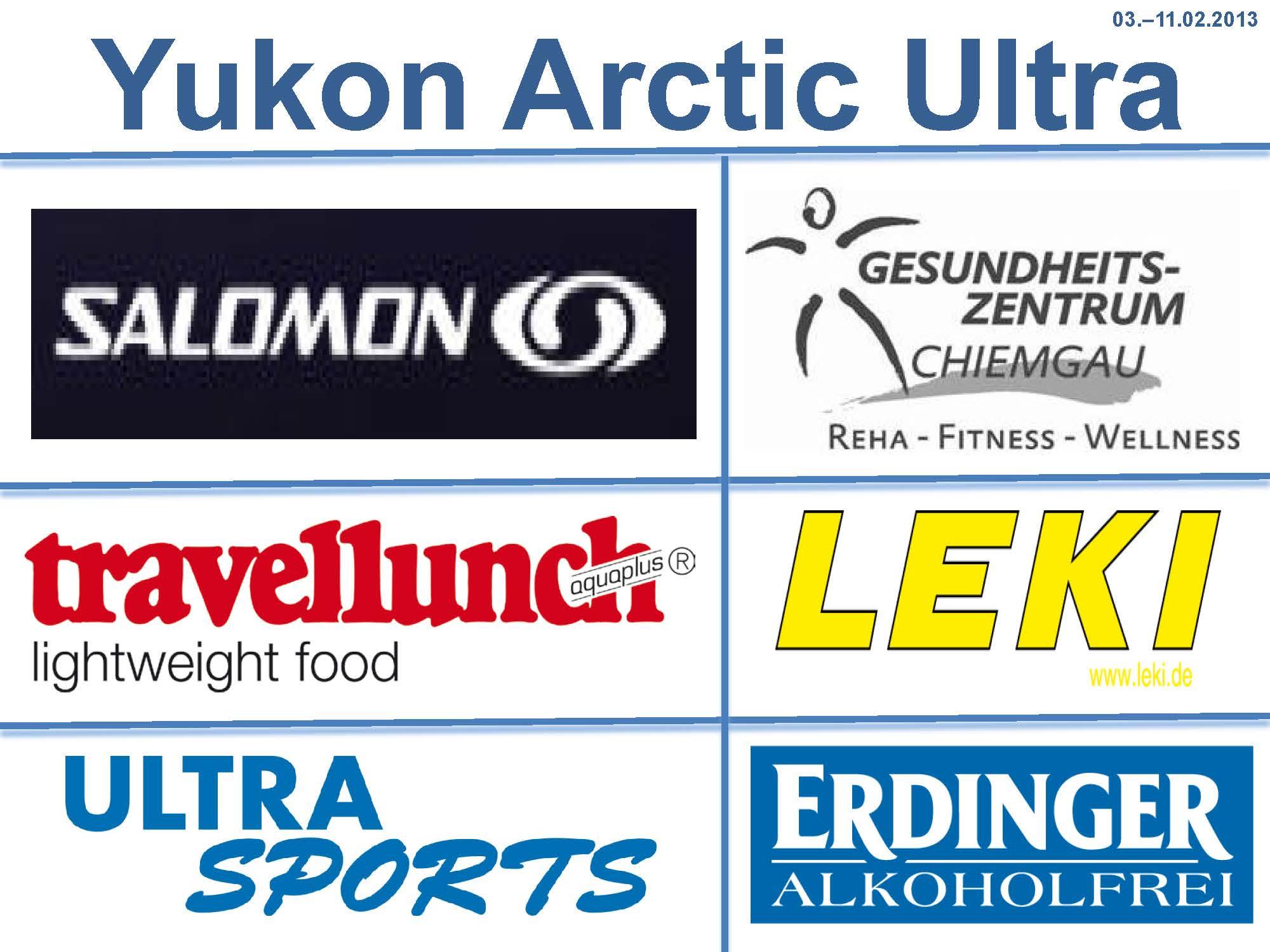 Logo Yukon Arctic Ultra